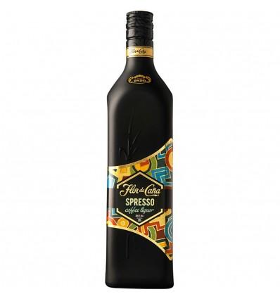 Flor de Cana Spresso Coffee Liquer 0,7l 30%
