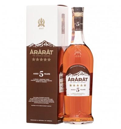 Ararat 5y Brandy 0,7 l 40%