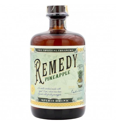 Remedy Pineapple 0,7 l 40%