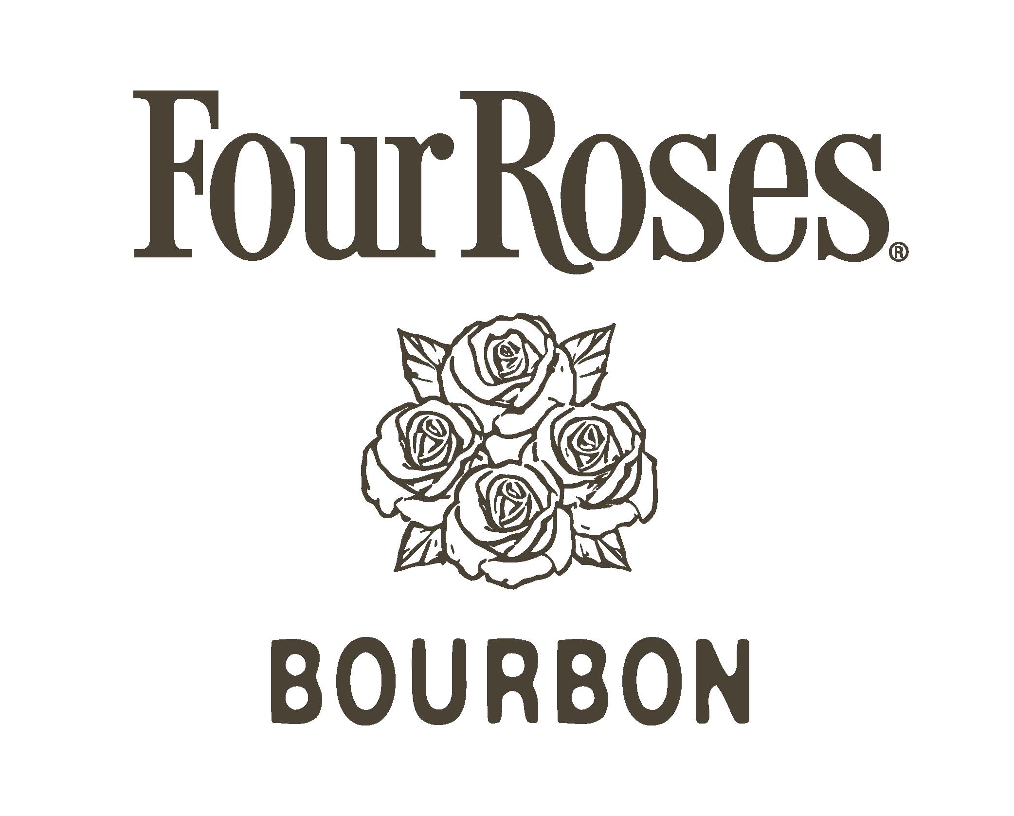 four-roses-bourbon-whiskey-logo