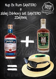 Santero rum