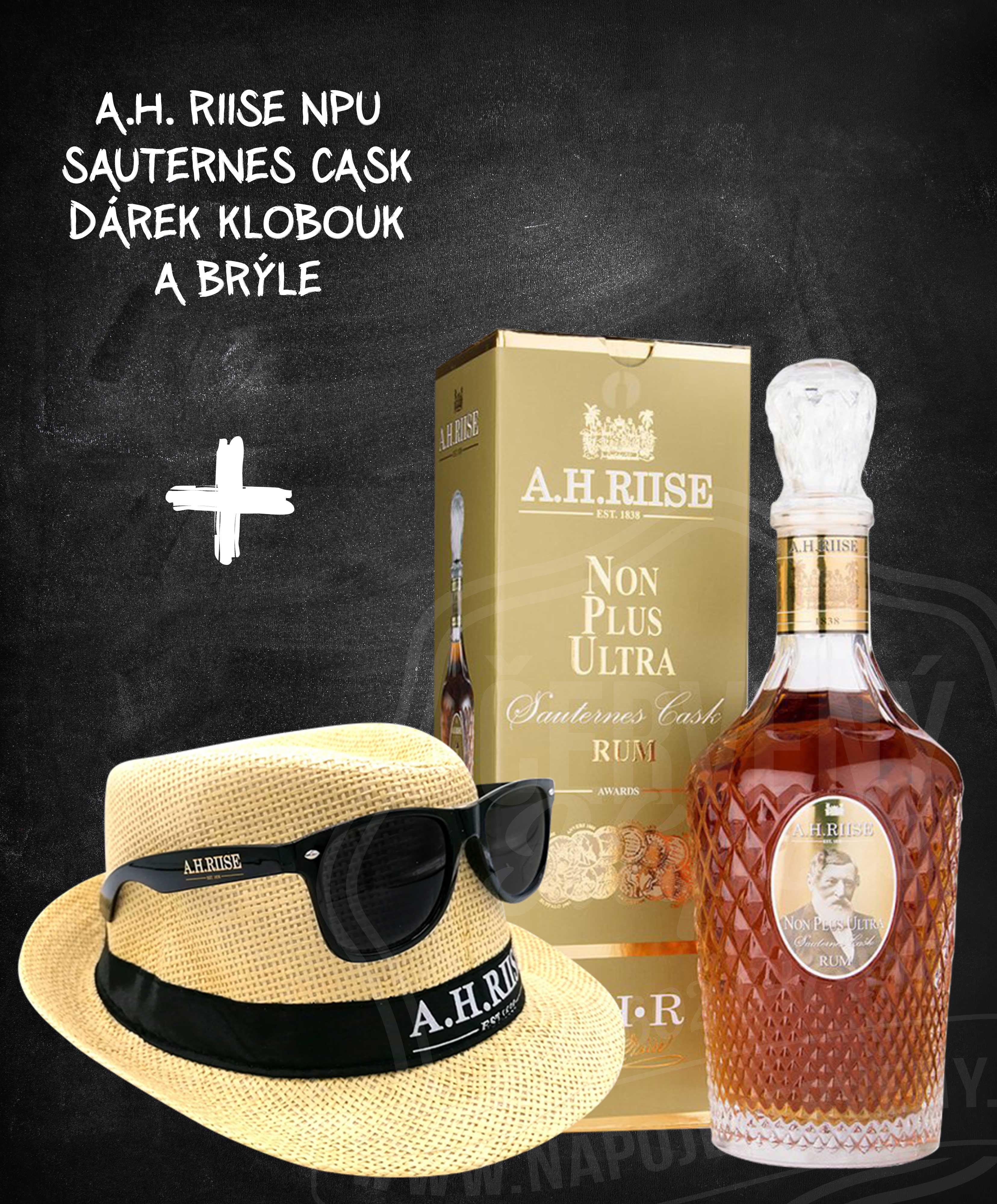 A.H.Riise Sauternes