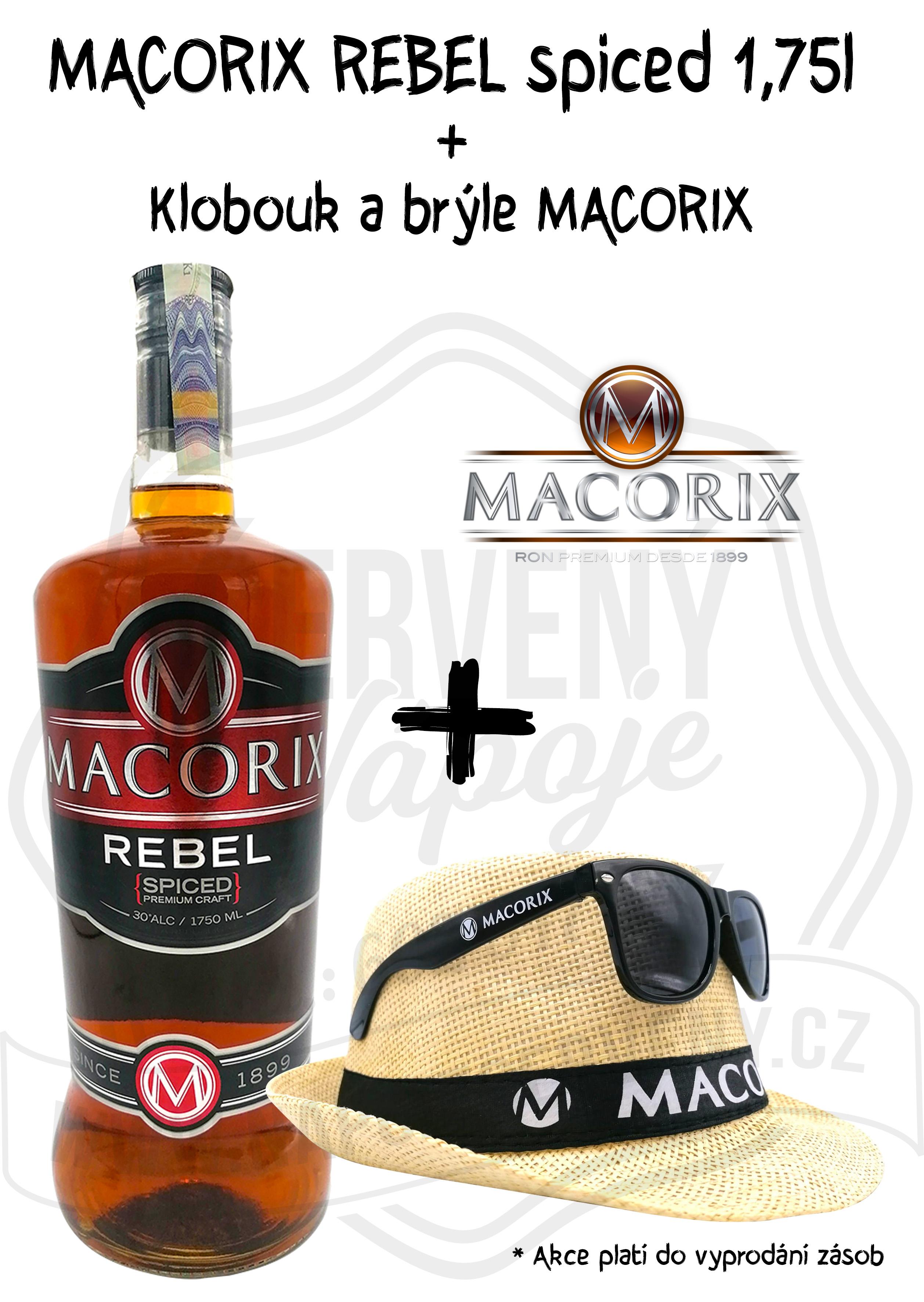 macorix-rebel-spiced-rum-klobouk-brýle